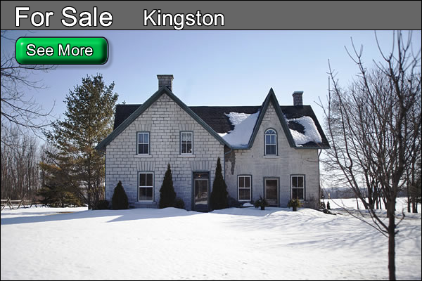 stone home for sale near Tweed Ontario