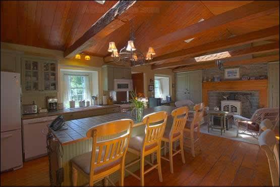 an ontario stone home kitchen dave chomitz