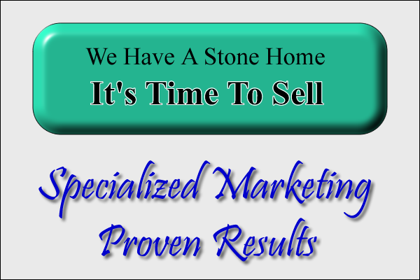 Stone home marketing