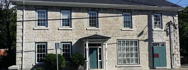 Dave Chomitz Ontario stone home expert