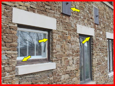 checkin ontario stone home windows and doors