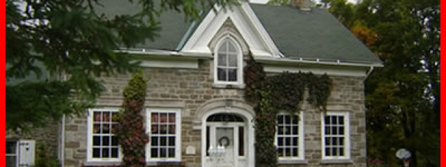 ontario stone home