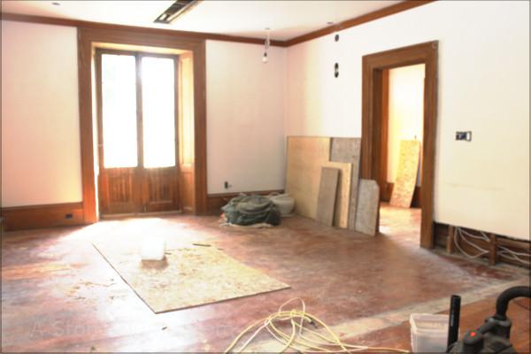 dave chomitz stone home ontario renovation