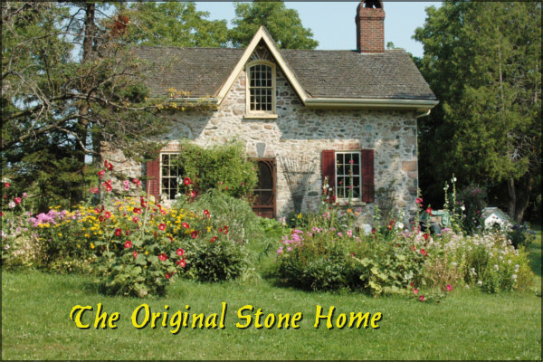 dave chomitz stone home ontario heritage property