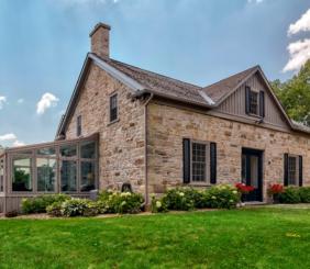 stone homes ontario for sale dave chomitz heritage property farm