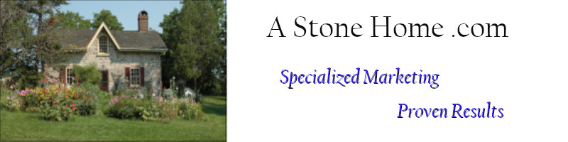 stone homes for sale ontario heritage property marketing
